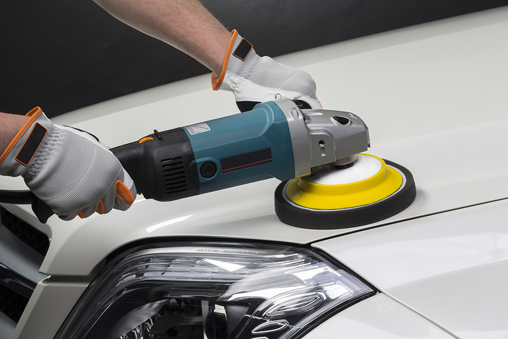 Le polissage auto pour redonner de l'éclat à votre carrosserie